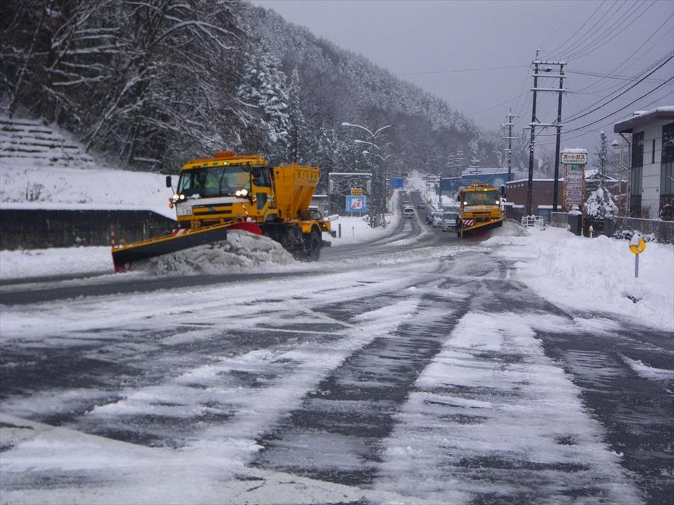 除雪・維持工事4